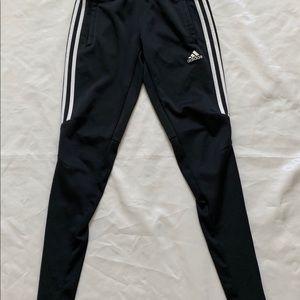 Women's Adidas Training Sweatpants Black XXS